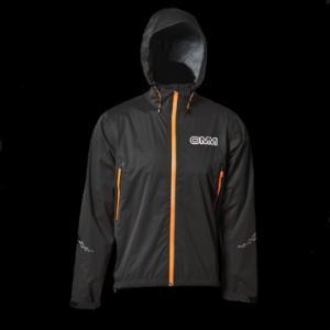 OMM Kamleika RaceJacketII/Black/Orange/S OC035-02 レインジャケット ファッション メンズファッション 財布 ファッション小物 雨具 アウトドアウェア od-yamakei