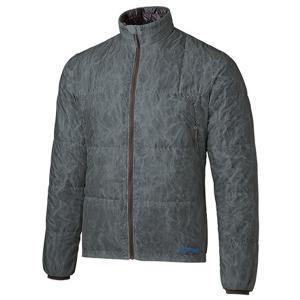 finetrack ファイントラック ポリゴン2ULジャケット Ms ML FIM0213 男性用 グレー アウトドア 釣り 旅行用品 キャンプ アウトドアウェア|od-yamakei