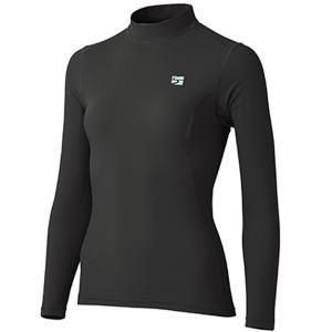 finetrack ファイントラック ラピッドラッシュロングスリーブ Ws CA FWW0421 女性用 ブラック ライフジャケット アウトドア 釣り 旅行用品|od-yamakei