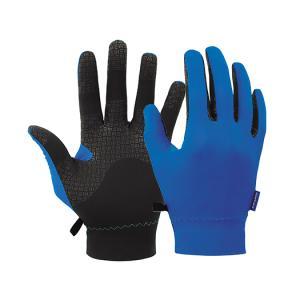 finetrack ファイントラック ラピッドラッシュグローブ/GB/L FWU0416 男女兼用 ブルー 手袋 アウトドア 釣り 旅行用品 キャンプ インナーグローブ・手袋 od-yamakei