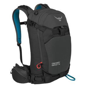 OSPREY オスプレー キャンバー 32/ギャラクティックブラック/M/L OS52102 男性用 ブラック アウトドア バックパック ザック 釣り 旅行用品|od-yamakei