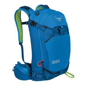 OSPREY オスプレー キャンバー 32/コールドブルー/M/L OS52102 男性用 ブルー アウトドア バックパック ザック 釣り 旅行用品 トレッキングパック|od-yamakei