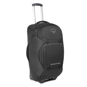OSPREY オスプレー ソージョン80 28インチ /フラッシュブラック OS55005 キャリーバッグ スーツケース ファッション レディースファッション|od-yamakei