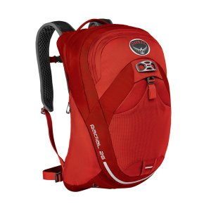 OSPREY オスプレー ラディアル 26/ラーバレッド/M/L OS56042001006 男性用 レッド 車 バイク 自転車 自転車 自転車アクセサリー バッグ 自転車用バッグ od-yamakei