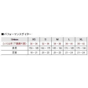 C3fit シースリーフィット インスピレーションゲイター ユニセックス /SN スモークネイビー /XS 3F06340 インナー 下着 ナイトウエア レディース 靴下 od-yamakei 03