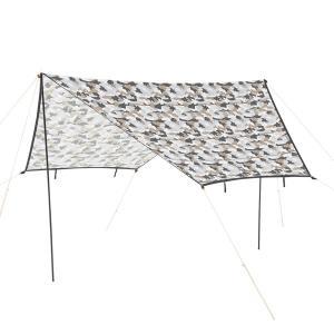 OUTDOOR LOGOS ロゴス ツーリングタープ カモフラ 71808026 アウトドア ツーリングテント 釣り 旅行用品 ツーリング用テント ツーリング用テント|od-yamakei