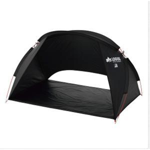OUTDOOR LOGOS ロゴス Black UV パラシェード 180×125cm -AG 81314012-12 アウトドア 釣り 旅行用品 キャンプ 登山 サンシェード サンシェード|od-yamakei