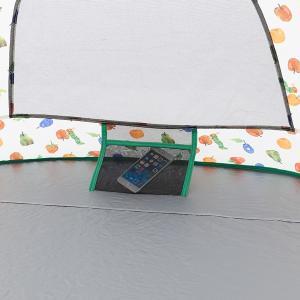OUTDOOR LOGOS ロゴス はらぺこあおむし ポップアップシェード 86009002 アウトドア 釣り 旅行用品 キャンプ 登山 サンシェード サンシェード|od-yamakei|04