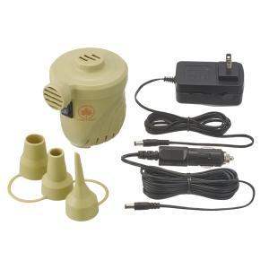 OUTDOOR LOGOS ロゴス AC/DC・2wayパワーブロー 4mロングDCコード/0.51PSI 81336596 エアーベット用ポンプ アウトドア 釣り 旅行用品 キャンプ 電動ポンプ|od-yamakei