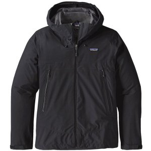 patagonia パタゴニア Ms Cloud Ridge Jacket/BLK/M 83675 レインジャケット ファッション メンズファッション 財布 ファッション小物 雨具 od-yamakei