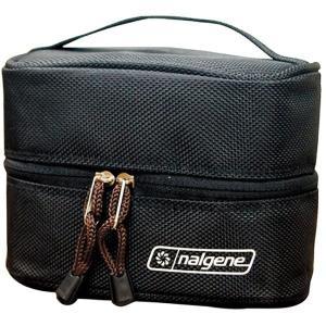 NALGENE ナルゲン HDコンテナポーチBK 92287 ブラック 収納ケース アウトドア 釣り 旅行用品 キャンプ クッキング用品収納バッグ アウトドアギア|od-yamakei