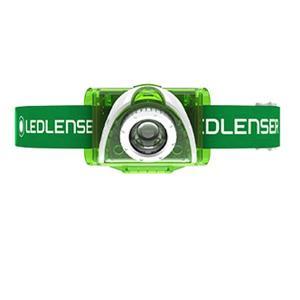 LEDLENSER レッドレンザー SEO3 ヘッドランプ Green 43000 グリーン アウトドア ヘッドライト 釣り 旅行用品 LEDタイプ アウトドアギア|od-yamakei