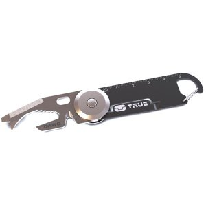 TRUE UTILITY トゥルーユーティリティ DAWG 14604 ブラック DIY 工具 道具 ドライバー レンチ マルチツール マルチツール アウトドアギア|od-yamakei
