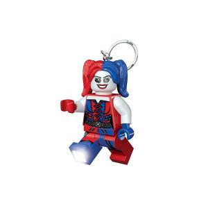 LEGO レゴ ハーレイ・クインキーライト 37413 キーホルダー キーリング ファッション メンズファッション 財布 ファッション小物 アウトドアギア|od-yamakei