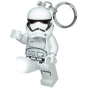 LEGO レゴ ファースト・オーダーストームトルーパーキーライト 37400 ホワイト キーホルダー キーリング ファッション メンズファッション 財布|od-yamakei
