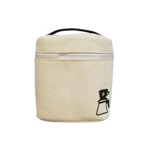 Highmount ハイマウント キャンバスポーチII 92289 ホワイト コーヒーポット キッチン 日用品 文具 台所用品 コーヒー用品 コーヒー用品 アウトドアギア|od-yamakei