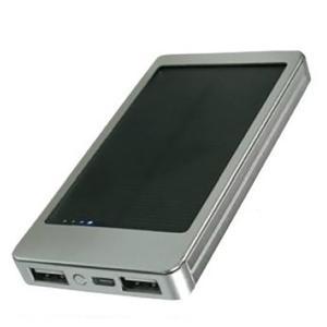 Highmount ハイマウント ソーラーWチャージャーUA6303 SV 11199 タブレット充電器 スマホ タブレット パソコン タブレットアクセサリー 携帯用発電機|od-yamakei