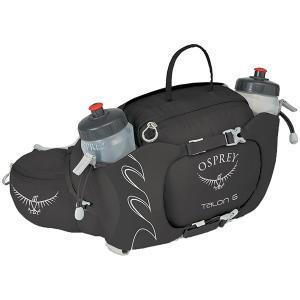 OSPREY オスプレー タロン 6/ブラック OS50256 ウエストポーチ スポーツ マラソン ランニング バッグ ウェストバッグ ウェストバッグ od-yamakei