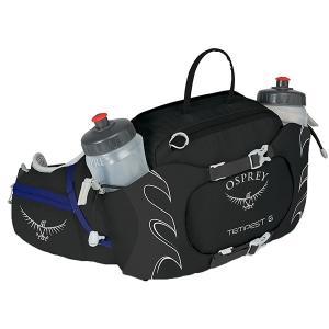 OSPREY オスプレー テンペスト 6/ブラック OS50266 女性用 ウエストポーチ スポーツ マラソン ランニング バッグ ウェストバッグ|od-yamakei