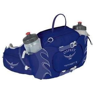 OSPREY オスプレー テンペスト 6/アイリスブルー OS50266 女性用 ウエストポーチ スポーツ マラソン ランニング バッグ ウェストバッグ|od-yamakei