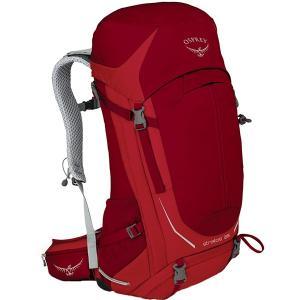 OSPREY オスプレー ストラトス 36/ビートレッド/M/L OS50301 バックパック ザック アウトドア 釣り 旅行用品 トレッキングパック トレッキング30|od-yamakei