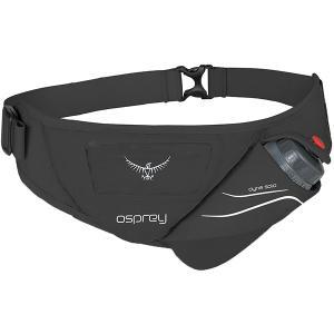 OSPREY オスプレー ダイナ ソロ/ブラックオパール OS56018 女性用 ブラック ウエストポーチ スポーツ マラソン ランニング バッグ ウェストバッグ|od-yamakei