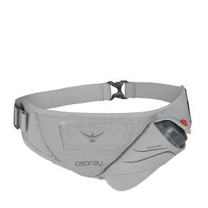 OSPREY オスプレー ダイナ ソロ/シルバースパーク OS56018 女性用 シルバー ウエストポーチ スポーツ マラソン ランニング バッグ ウェストバッグ|od-yamakei