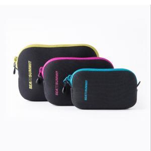 SEA TO SUMMIT シートゥーサミット パッデッドポーチ/ブルー/ブラック/S ST85101 ブルー カメラバッグ ファッション メンズファッション メンズバッグ|od-yamakei