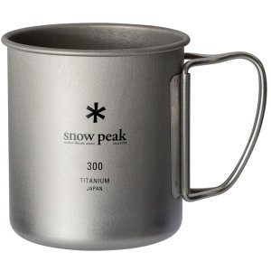 snow peak スノーピーク チタンシングルマグ 300 MG-142 カップ ソーサー キッチン 日用品 文具 テーブルウェア テーブルウェア(カップ)|od-yamakei