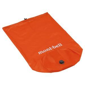 mont-bell モンベル ポンプバッグ/SSOG 1124674 オレンジ アウトドア 釣り 旅行用品 アクセサリー アクセサリー アウトドアギア|od-yamakei