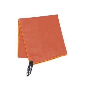 PackTowl パックタオル パーソナル/グレープフルーツ/FACE 29856 オレンジ 備品 ...
