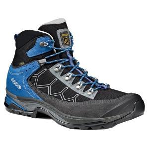 ASOLO アゾロ AS.ファルコン GV MS/GP/BK/K7.5 1829665 男性用 ブラック 登山靴 トレッキングシューズ アウトドア 釣り 旅行用品 トレッキング用 od-yamakei
