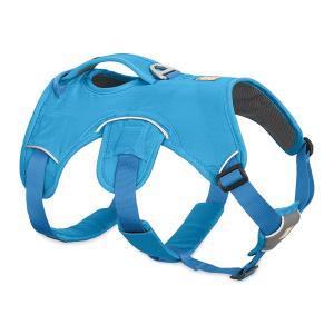 RUFFWEAR ラフウェア ウェブマスターハーネスL/XL/BLDK 1874101 ブルー リード ペット用品 生き物 犬用品 首輪 ハーネス リード・ハーネス|od-yamakei