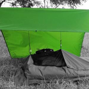 ISUKA イスカ オープンエア マルチタープ/グリーン 209502 キャンプ大型シェルタータープ アウトドア 釣り 旅行用品 キャンプ スクエア型タープ|od-yamakei