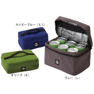 ISUKA イスカ コンパクトクーラーバッグ /オリーブ 341511 グリーン クーラーボックス アウトドア 釣り 旅行用品 キャンプ ソフトクーラー|od-yamakei|02