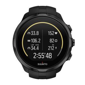 SUUNTO スント SPARTAN SPORT WRIST HR ALL BLACK SS022662000 ブラック 腕時計 ファッション アクセサリー メンズ腕時計 高機能ウォッチ アウトドアギア|od-yamakei