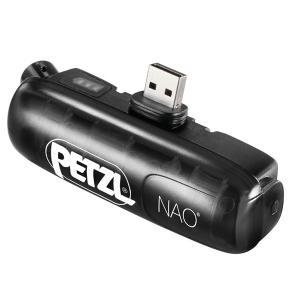 PETZL ペツル NAO(第1、第2世代)用バッテリー E362002 ヘッドライト ヘッドランプ...