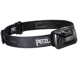 PETZL ペツル ティキナ/Black E91ABA ブラック アウトドア ヘッドライト ヘッドランプ 釣り 旅行用品 LEDタイプ アウトドアギア|od-yamakei