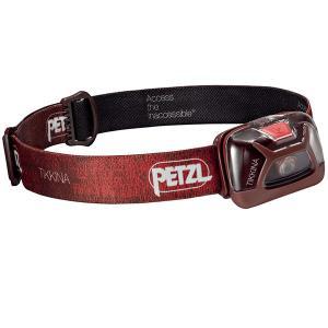 PETZL ペツル ティキナ/Red E91ABB レッド アウトドア ヘッドライト ヘッドランプ 釣り 旅行用品 LEDタイプ アウトドアギア|od-yamakei