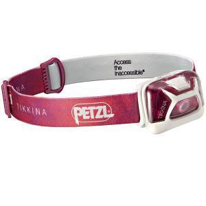 PETZL ペツル ティキナ/Pink E91ABD ピンク アウトドア ヘッドライト ヘッドランプ 釣り 旅行用品 LEDタイプ アウトドアギア|od-yamakei