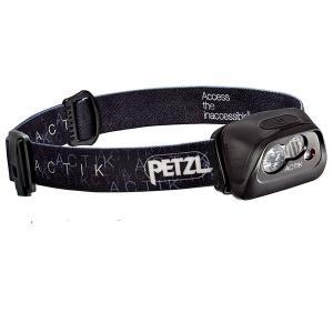 PETZL ペツル アクティック/Black E99AAA ブラック アウトドア ヘッドライト ヘッドランプ 釣り 旅行用品 LEDタイプ アウトドアギア|od-yamakei