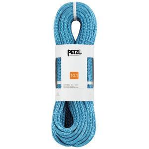 PETZL ペツル マンボウォール 10.1mm/Blue/40 R32ABW40 ブルー クイックドロー アウトドア 釣り 旅行用品 キャンプ ロープ シングルロープ|od-yamakei