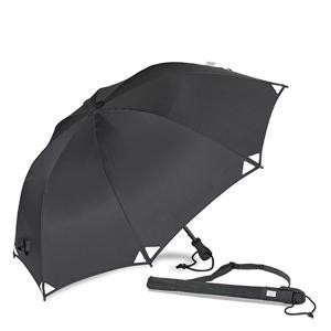EuroSCHIRM ユーロシルム バーディーパル OD リフレクト BK 19570002 ブラック レインウエア ファッション メンズファッション 財布 ファッション小物 傘|od-yamakei