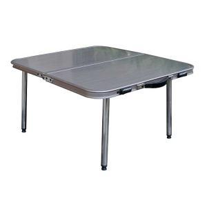 ONWAY オンウェー ステンローテーブル OW-6034 アウトドアテーブル アウトドア 釣り 旅行用品 キャンプ アウトドアギア|od-yamakei