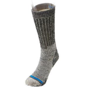 FITS フィッツ フィッツ ヘビー ラグドブーツ コール F1008 グレー ショートソックス ファッション メンズファッション 下着 靴下 部屋着 ウール|od-yamakei
