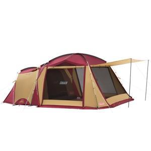 Coleman コールマン タフスクリーン2ルームハウス バーガンディ 2000032598 パープル アウトドア 釣り 旅行用品 キャンプ 登山 キャンプ用テント|od-yamakei