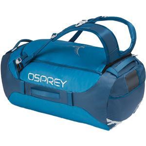OSPREY オスプレー トランスポーター 65/キングフィッシャーブルー/ワンサイズ OS55183 ブルー ダッフルバッグ アウトドア 釣り 旅行用品 キャンプ|od-yamakei