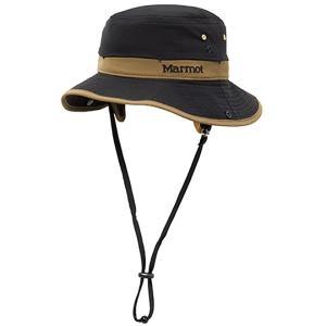 Marmot マーモット MOVE BC HAT/BLK/M MJH-F7321 男女兼用 ブラック 帽子 アウトドア 釣り 旅行用品 キャンプ アウトドアギア|od-yamakei