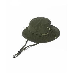Marmot マーモット MOVE BC HAT/KHK/L MJH-F7321 男性用 カーキ 帽子 アウトドア 釣り 旅行用品 キャンプ アウトドアギア|od-yamakei
