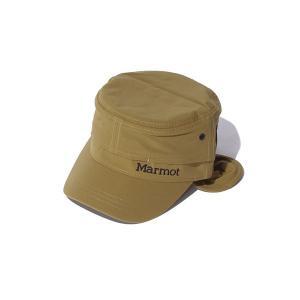 Marmot マーモット MOVE BC HAT/TPZ/L MJH-F7321 男女兼用 ベージュ 帽子 アウトドア 釣り 旅行用品 キャンプ アウトドアギア|od-yamakei